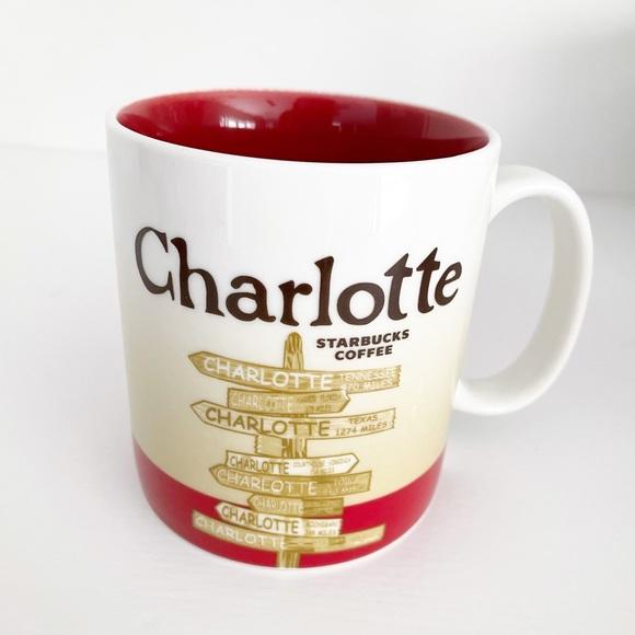 Starbucks Charlotte City Series Mug 2009
